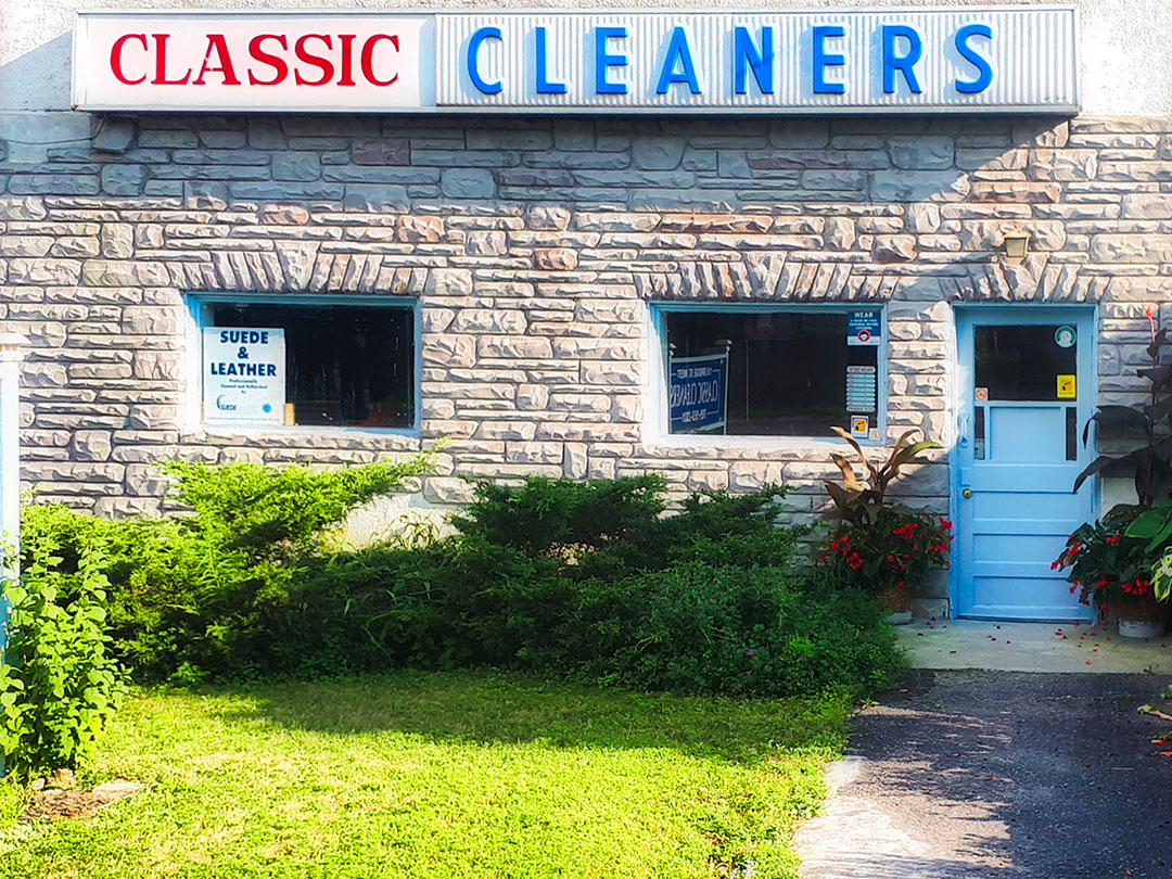 Classic Cleaners, Campbellford