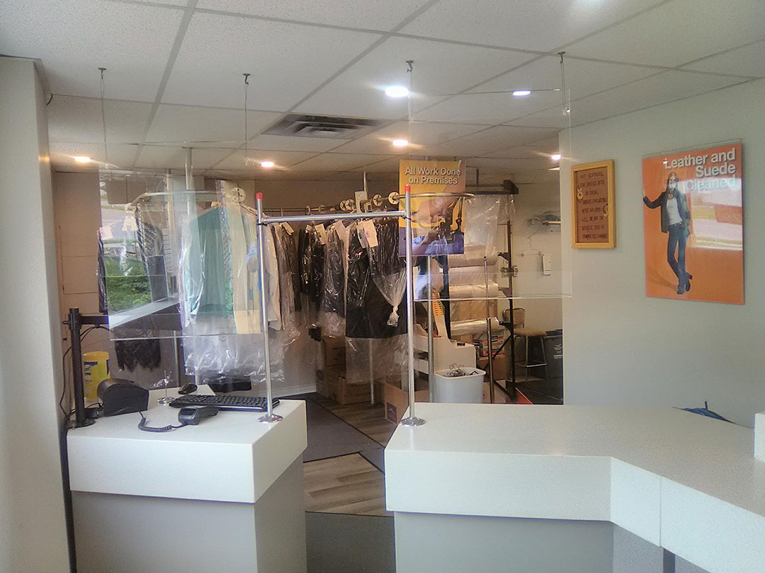 Inside Classic Cleaners